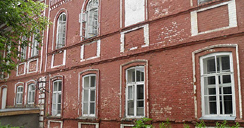 здание корпуса в нолинске