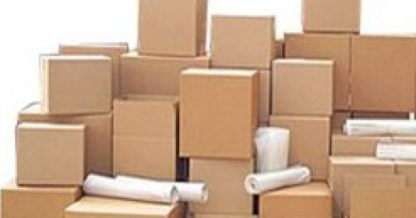 коробки перезд