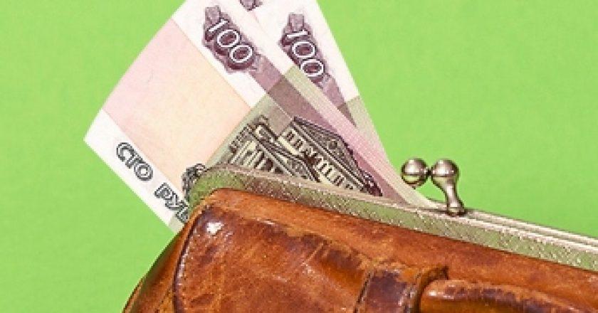 сумочка деньги