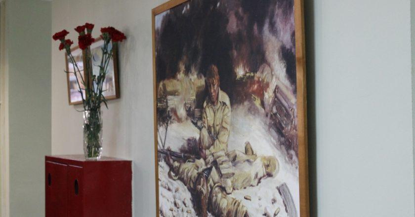 Музей воинской славы открыт в Кирове