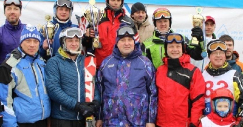 Солодовников и горные лыжи