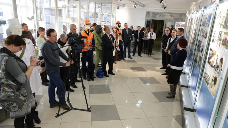 В Кирове открылась необычная выставка