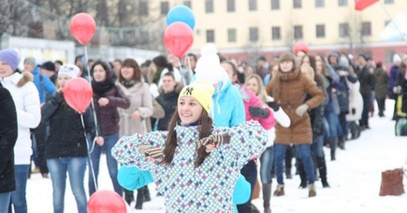 День здоровья в Кирове