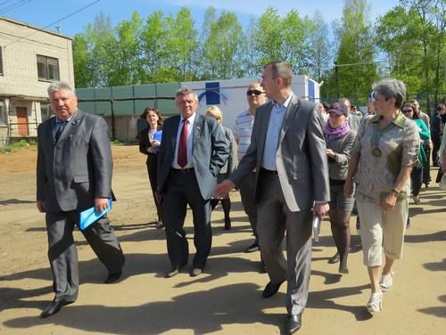 депутаты ОЗС посетили Победилово