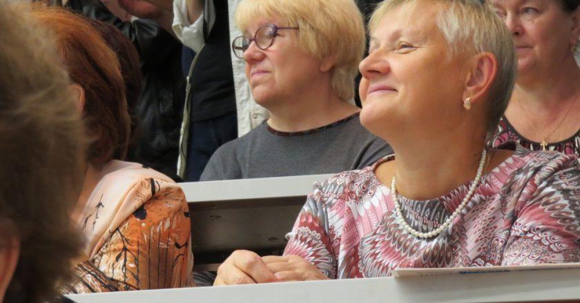 пенсионеры в кирове сели за парты