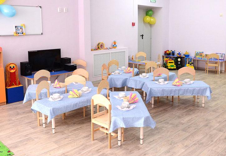 В центре Кирова после реконструкции открылся детский сад