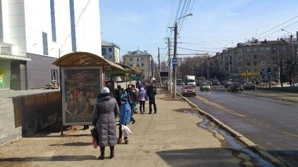 умная остановка в Кирове