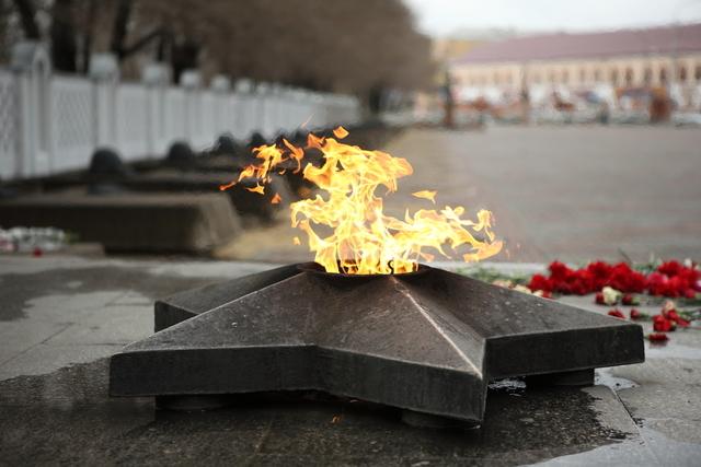 В парке Победы города Кирова будет зажжён постоянно действующий Вечный огонь