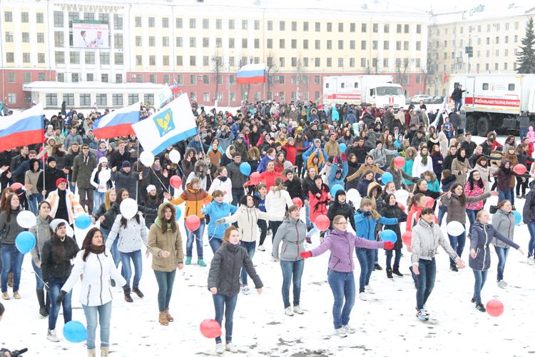 Завтра в Кирове пройдет массовая зарядка