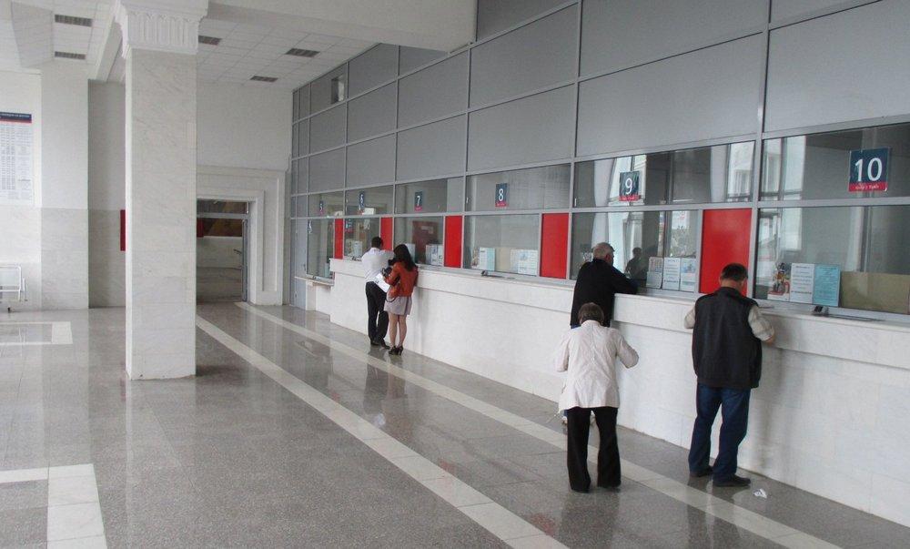 В Кирове отремонтировали вокзал