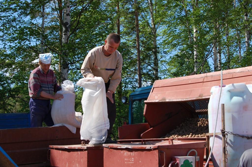 В Кировской области осуждённые разводят гусей и пекут хлеб
