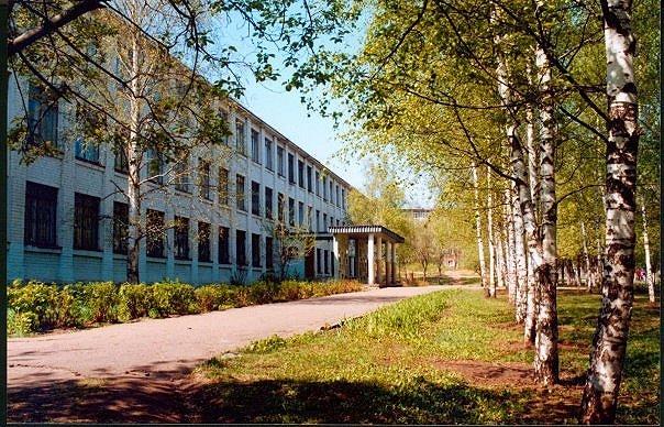 Школа №57 в Кирове