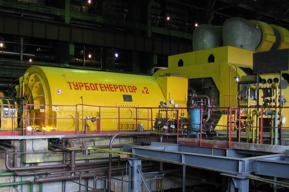 На ТЭЦ-5 начался капитальный ремонт турбины №2 в Кирове