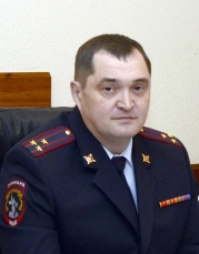 Начальником кировского УМВД назначен Константин Селянин