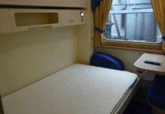 Кировчанам показали фирменные вагоны поезда «Вятка», где билет стоит от 17 тысяч рублей