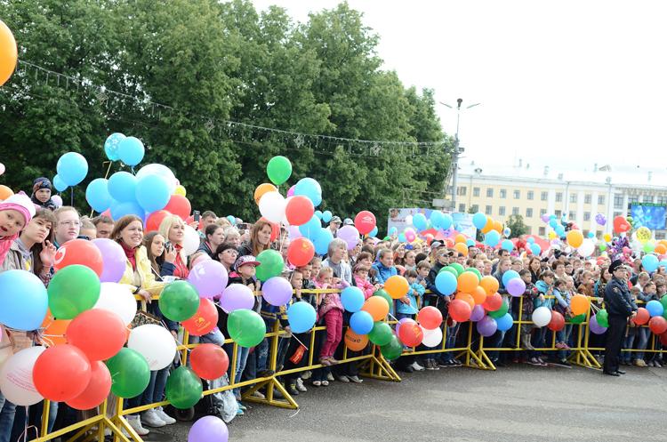 В Кирове отпраздновали День города