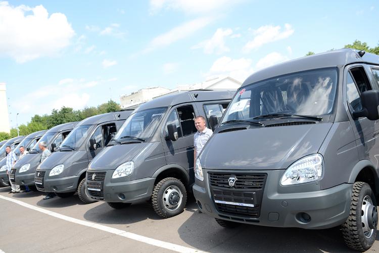 15 муниципальных образований Кировской области получили новые микроавтобусы