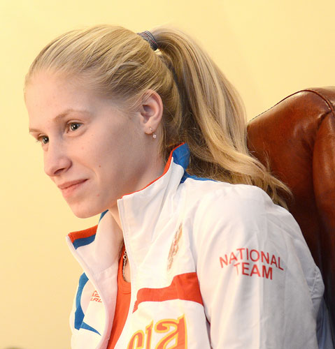 Спортсменка из Кировской области поедет на чемпионат Европы