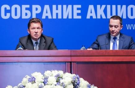 Когда газ дойдет до российского потребителя пресс-конференция Миллер