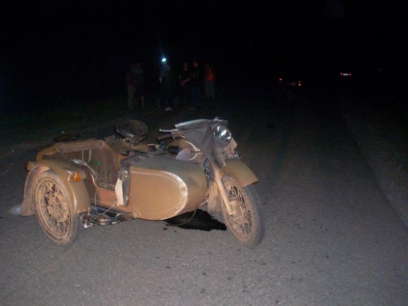 В Кирово-Чепецком районе Кировской области столкнулись мотоциклы «Урал», трое пострадали