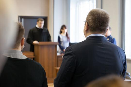 Олега Березина и Игоря Буркова отпустили под подписку о невыезде