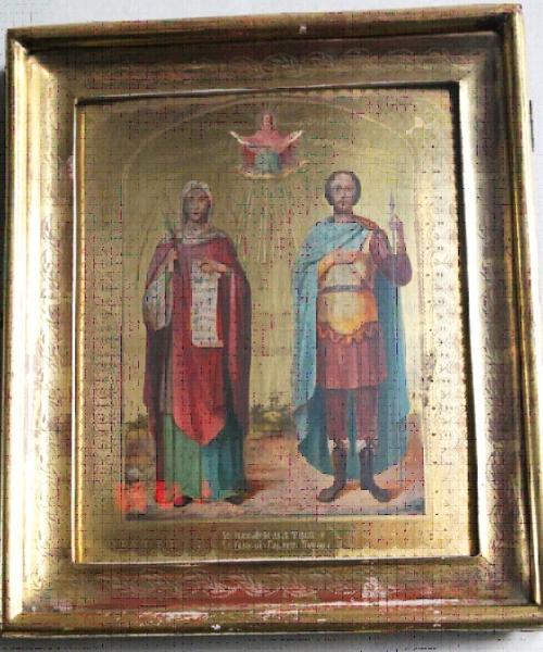 Двое мужчин украли икону из собора в Яранске Кировской области
