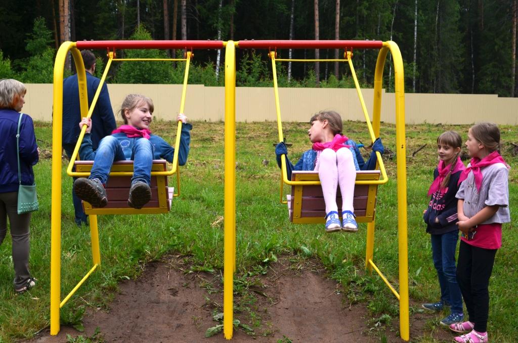 Владимир Климов посетил детский оздоровительный лагерь «Спутник» В Кировскойцй области