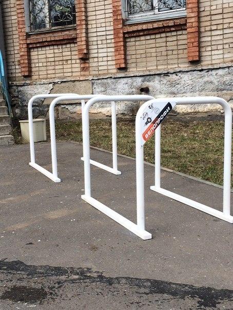 В Кирове откроют новые велопарковки