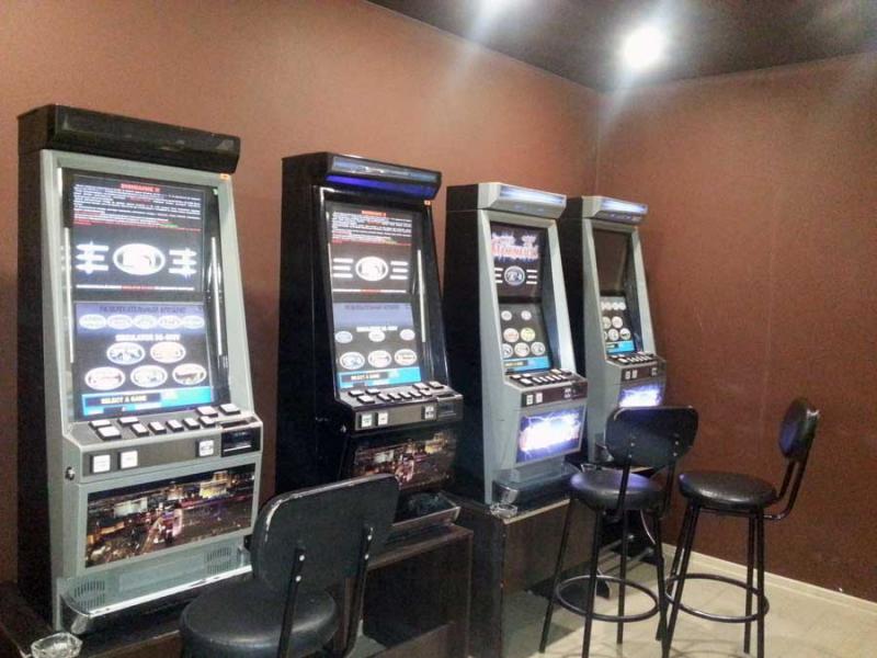 В Кирове полиция прикрыла подпольный игровой клуб