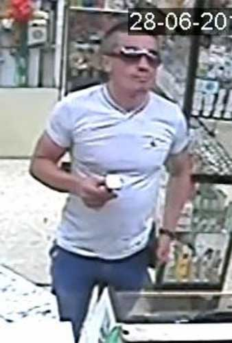 Полиция разыскивает подозреваемого в сбыте фальшивых купюр