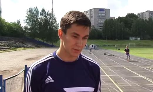 Дмитрий Перетягин в Кирове стал серебряным призёром чемпионата ПФО