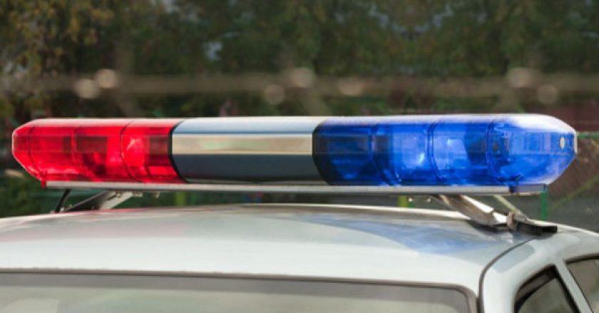 В Кирсе Кировской области пьяный водитель дважды протаранил полицейскую «Приору»