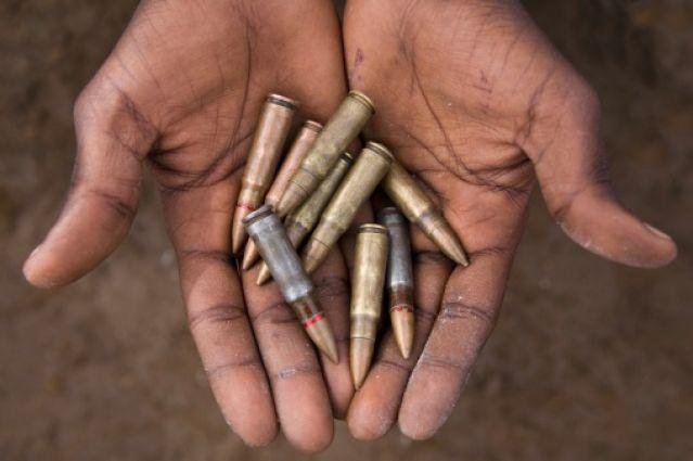 В Кирове мужчина хранил дома боеприпасы и детали огнестрельного оружия