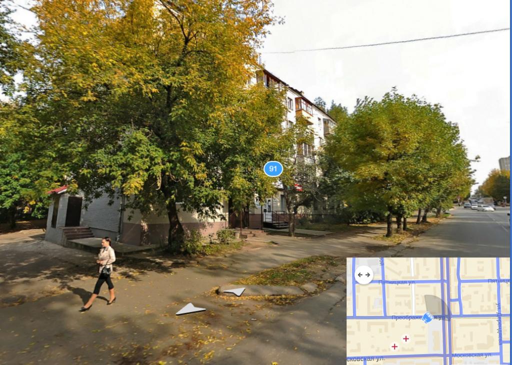 В Кирове ограничат движение по улице преображенской