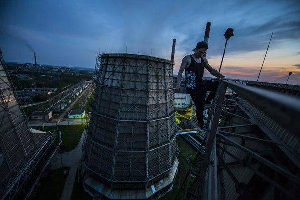 Кировчанин забралсяна крупнейшую электростанцию Кировской области