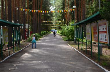 лагерь орленок в Кирове