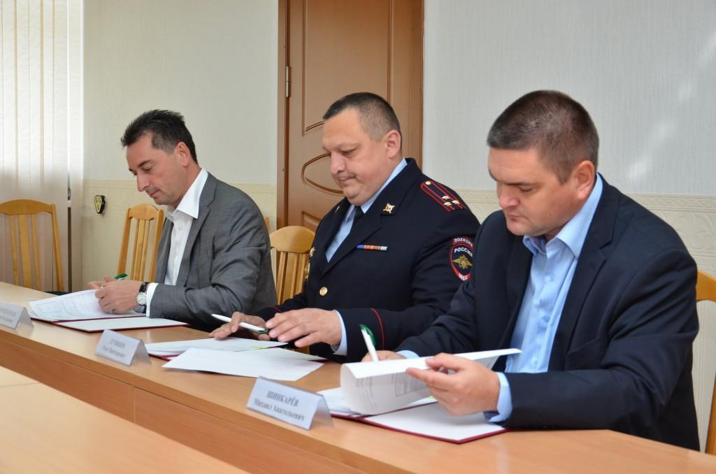 В Кирово-Чепецке открылись новые полицейские посты