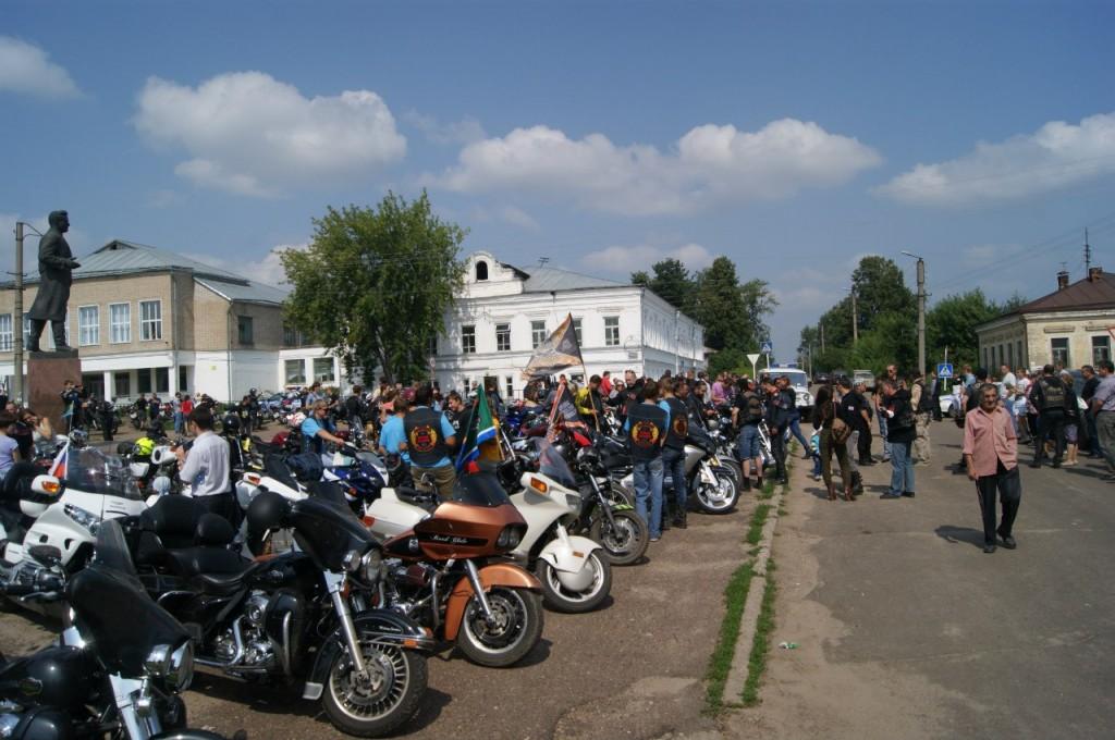В Кировской области пройдет байк-фестиваль «FIRE FUEL»
