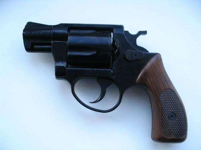 Кировская полиция задержала торговца газовым оружием