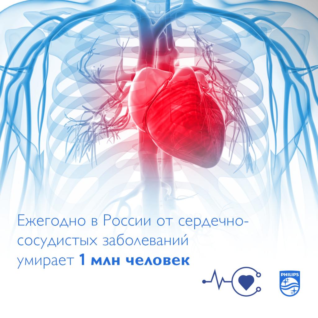 «В ритме сердца» вместе с Philips