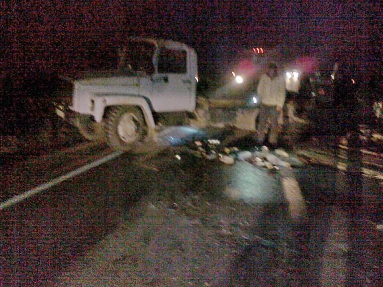 На трассе «Вятка» в Кировской области перевернулся грузовик с алкоголем