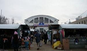 Павильон Октябрьского рынка в Кирове будет отремонтирован