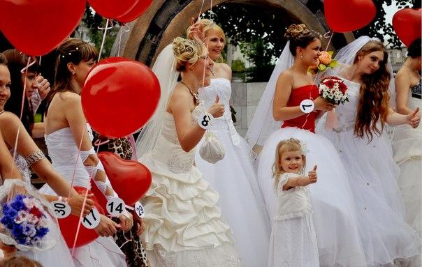 В Кирове пройдет парад невест
