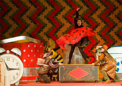 """Артисты """"Театра на Спасской"""" покажут на гастролях в Кирово-Чепецке лучшие спектакли"""