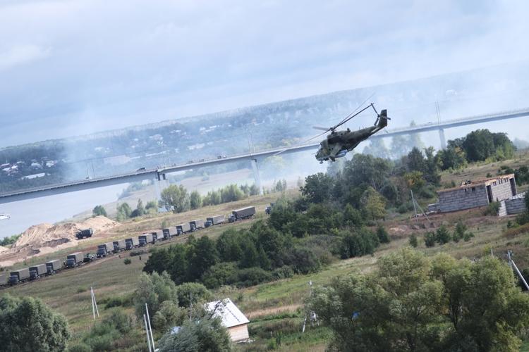 В Вятских Полянах Кировской области проведены командно-штабные учения
