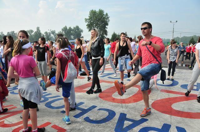 В Кирове более 3000 человекпланируют принять участие в Дне физкультурника-2015