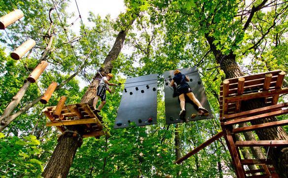 В Кирове набирают популярность игры в альпинистов
