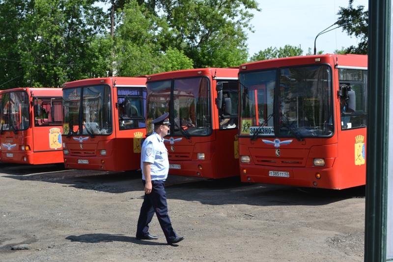 В ГИБДД по Кировской области ужесточили массовые проверки перевозчиков