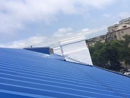 В Кирове проходят профилактические осмотры крыш домов