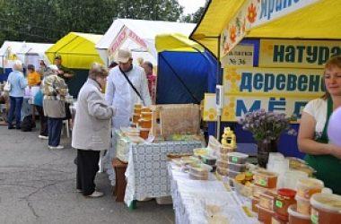 Очередная ярмарка в Кирове состоится 15 августа у Филармонии